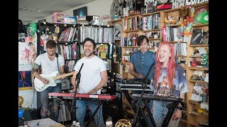 Now, Now: NPR Music Tiny Desk Concert