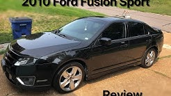 My Ford Fusion Sport Review