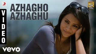 Video Samar - Azhagho Azhaghu Video | Vishal, Trisha download MP3, 3GP, MP4, WEBM, AVI, FLV Agustus 2017