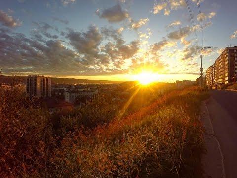 Мурманск, прогулки по