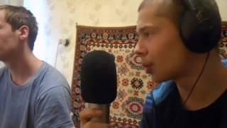VLOG●Часть 7 Русская Армия Как снимаются клипы 