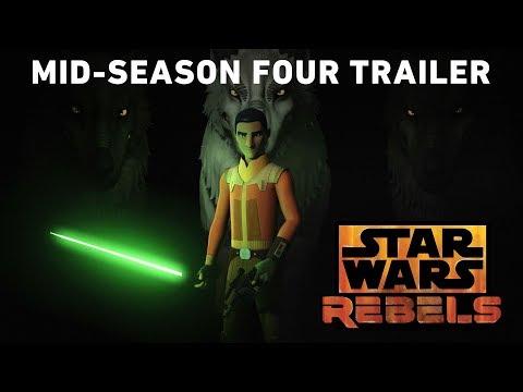 Star Wars Rebels Mid-Season 4 Trailer (Official)