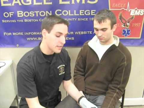 EMT Training: Diabetic Emergencies and Glucometry