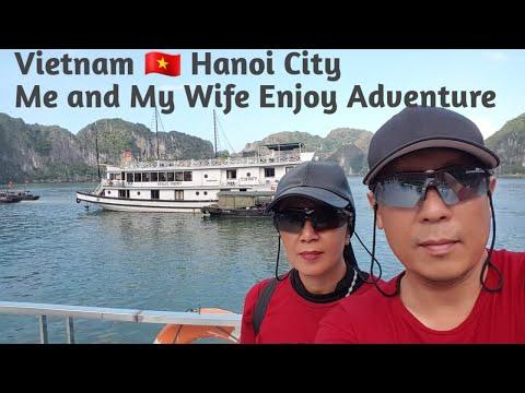 Hanoi Vietnam and HaLong Bay Adventure