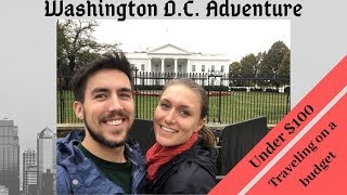 Washington D.C. in our Camper Car!