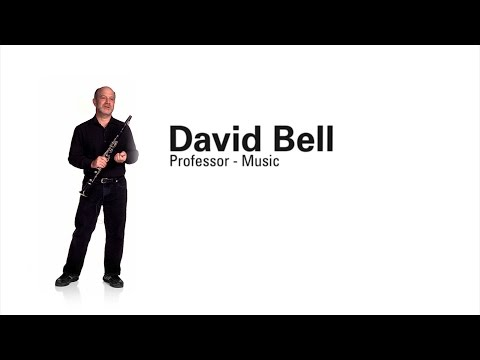 Faculty Profile - David Bell (Professor of Music)