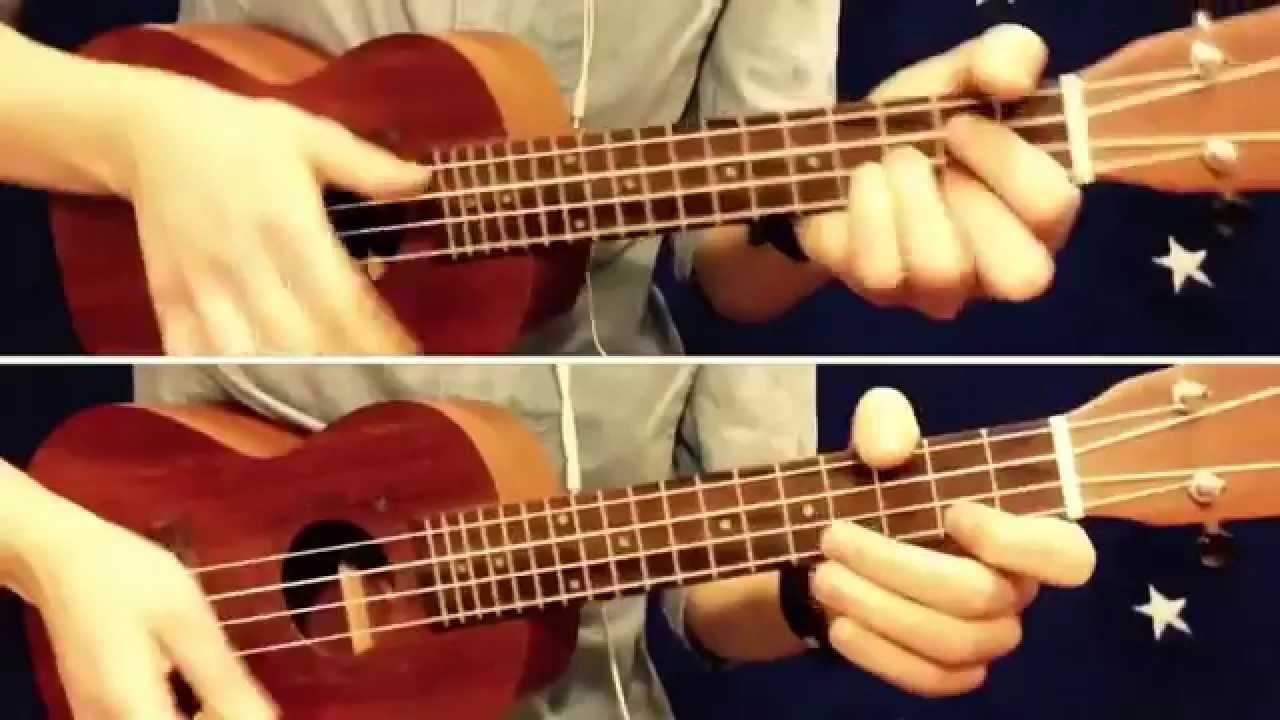 how to play jingle bells on ukulele