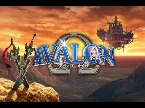 Avalon アヴァロンΩ android game first look gameplay español