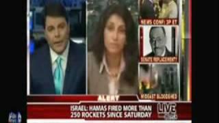 Why Didn't FOX News EXPOSE the Fraud, Diana Buttu?