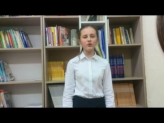 Изображение предпросмотра прочтения – КристинаШуканова читает произведение «Волк на псарне» И.А.Крылова