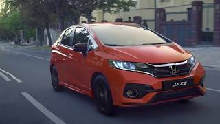 Honda Jazz Real View Test Drive