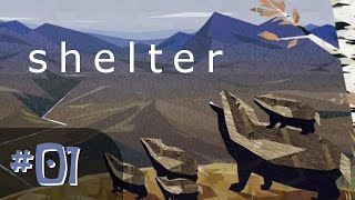 Let's Play Shelter: Ep01 - What do you call Baby Badgers?