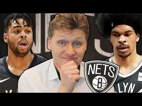 Rebuilding The Brooklyn Nets! NBA 2K19