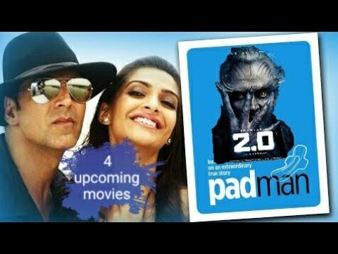 Padman vs 3 upcoming movies akshay kumar | 2017 - 18 star of Bollywood
