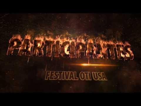 Sandy Carrillo / Festival OTI USA 2018  #OTIUSA