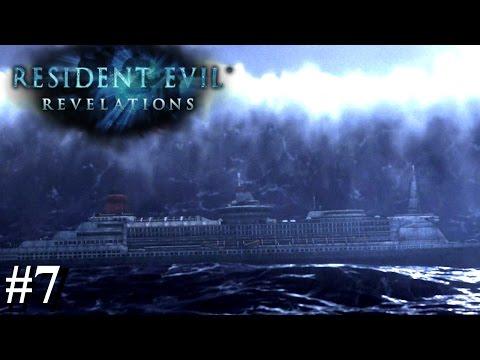 Resident Evil Revelations | 07 | Tsunami From HELL