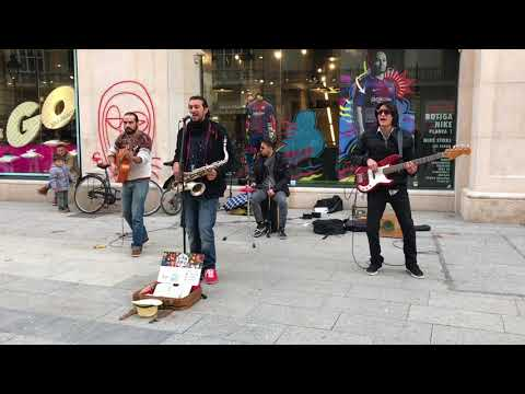 Amazing music artists from Barcelona street! [Part 1]