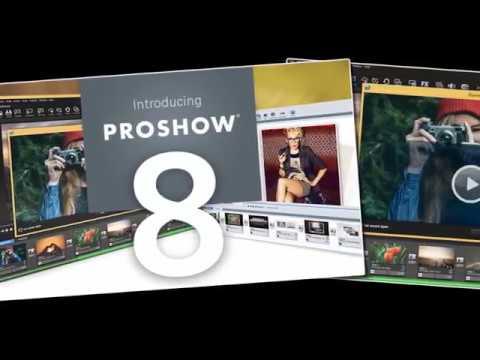 Proshow Producer 8 Full Completo 2017 Youtube
