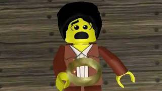 LEGO Lord of the Rings: The Fellowship of the Ring the video game