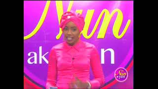 NUN AK YEN DU 24 12 2020 SUR LAMP FALL TV