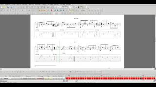 Yesterday once more - guitar pro tab