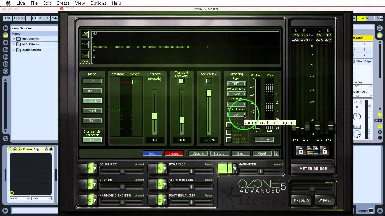 izotope ozone 5 maximizer download
