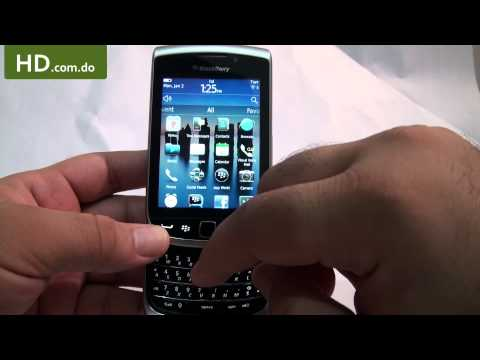BlackBerry Torch 9810: Review en español