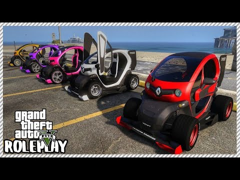 GTA 5 Roleplay - 'WILD' Renault Twizy F1 Meet & Ride Out | RedlineRP #633