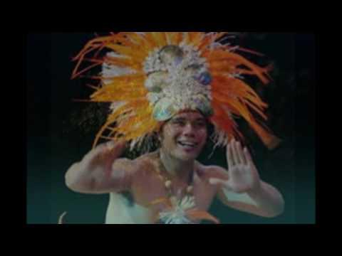 Cook Island song ( Tamanui ) singer Mere Darling