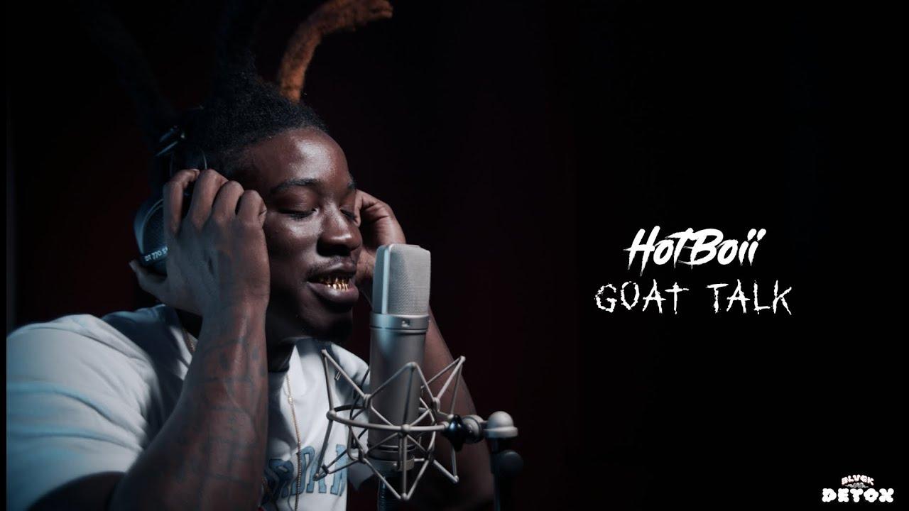 """Hotboii - """"Goat Talk"""" (Live Performance)   BLVCK DETOX"""