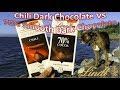 Lindt Chili Dark Chocolate VS 70% Smooth Dark Chocolate