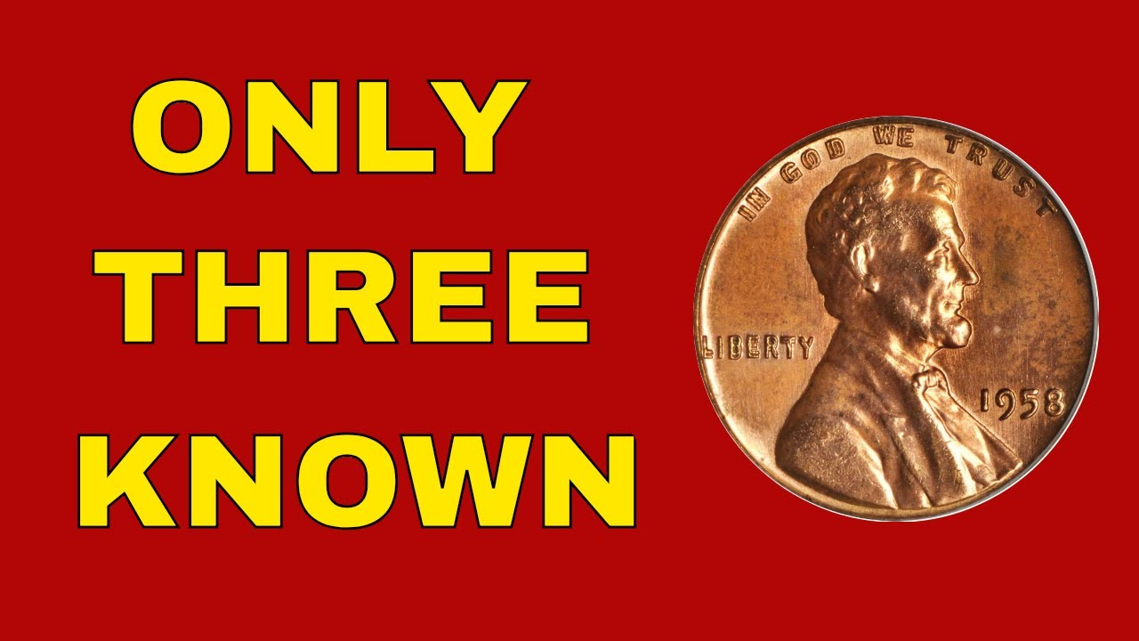 Super rare 1958 penny sells for $336,000! Rare pennies worth money!
