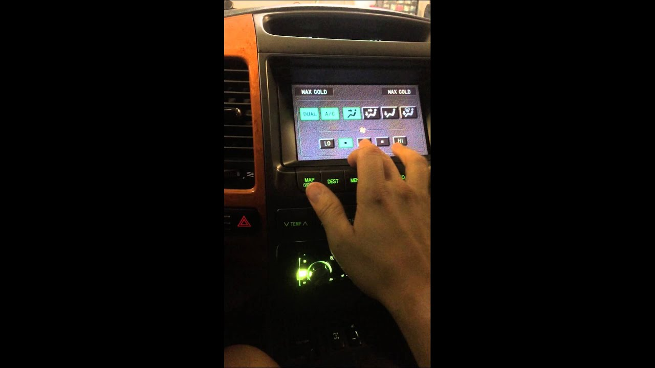 2004 Lexus Gx470 With Nav And Mark Levinson Sound Replaced