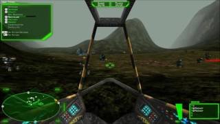 Battlezone 98 Redux -  Last Mission, Fury Swarm Defense