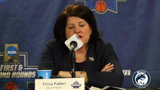 Quinnipiac Bobcats NCAA Tournament Second Round Postgame Press Conference