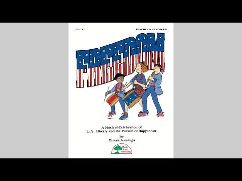 Freedom - MusicK8.com All-School Revue