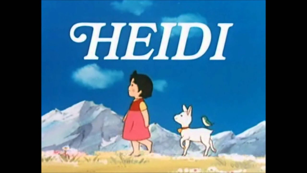 Heidi Im Tv