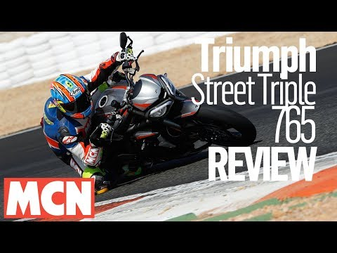 Triumph Street Triple RS review | MCN | Motorcyclenews.com