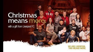 Reds launch Christmas 2018 campaign