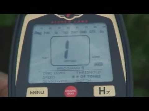 fisher f5 metal detector manual