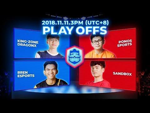 Clash Royale League Asia Season 2 - Playoffs