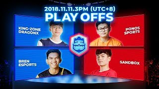 Clash Royale League Asia Season 2 - Playoffs thumbnail