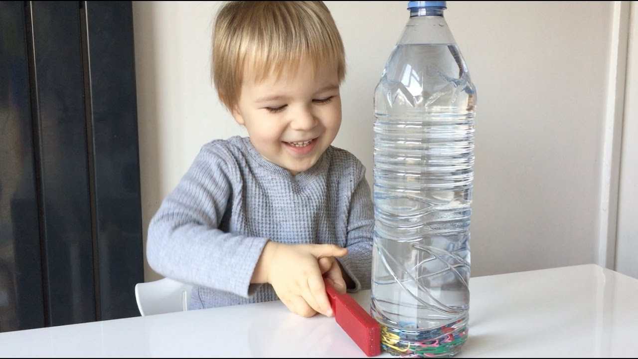 educational activity for toddlers and preschoolers  magnet