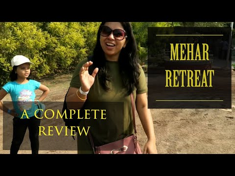 Meher Retreat | Resort near PUNE | Is It Worth a Visit?