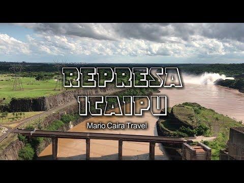"ITAIPU ""piedra que canta"" | Brasil-Paraguay | Mario Caira TV | Travel"