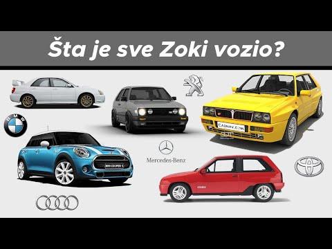 Svi automobili Zorana Glavaškog! Od Lancie do Subarua