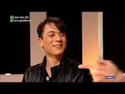 Roberto Silver en Canal4 TV - Grup4 (6 de marzo 2018)
