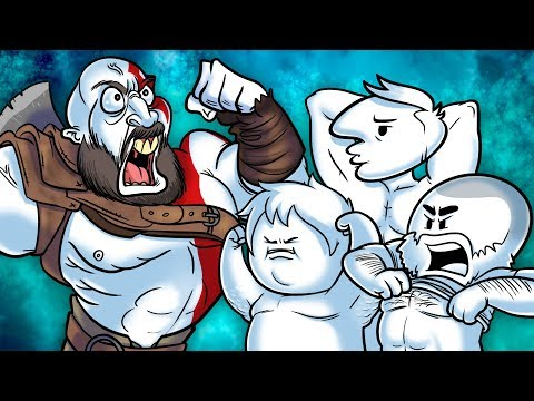 Oney Plays God of War (2018) - EP 1 - Boy of Bore