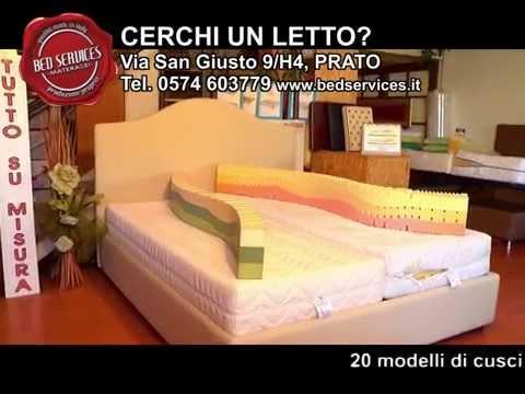 Materassi Su Misura Lattice.Bed Services Outlet Materassi Memory Foam Lattice Molle Insacchettate Su Misura Spot Tv 2