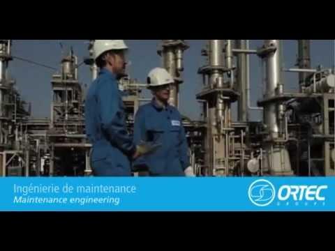 Groupe Ortec : nos métiers !